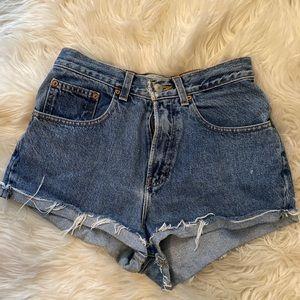 Gap Short Shorts